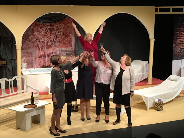 """""""Χαμάμ Γυναικών"""" από το Θεατρικό Όμιλο Ερμιονίδας για ακόμα τέσσερις παραστάσεις"""