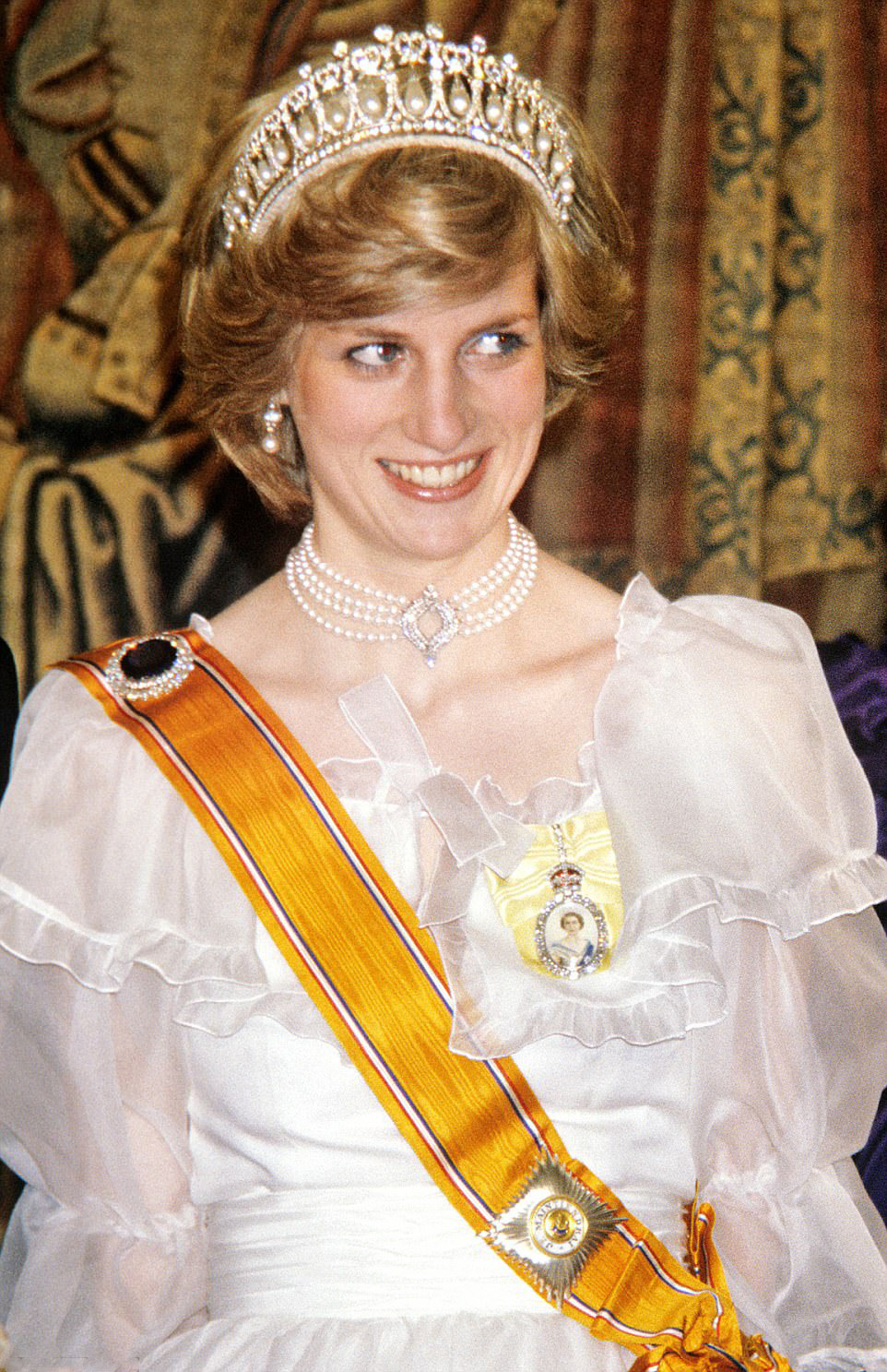 Royal Family Around The World The Late Princess Diana