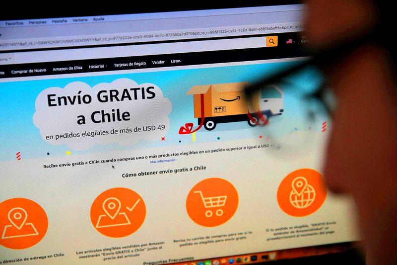 Amazon sorprende con oferta de envío gratis solo para Chile