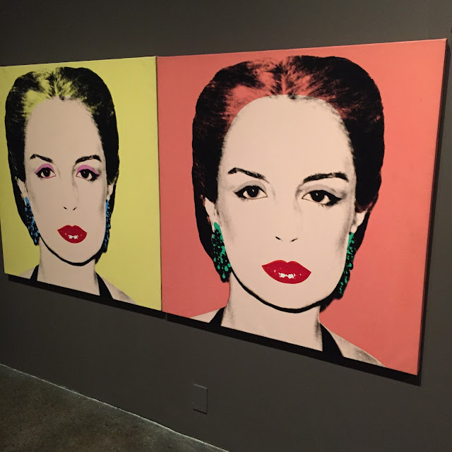 Carolina Herrera by Andy Warhol