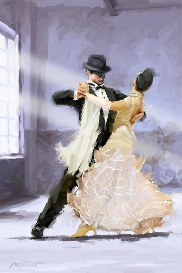 Richard Macneil  allroom Dancing