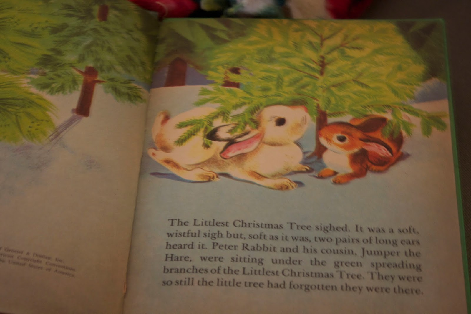 Childhood Christmas Books