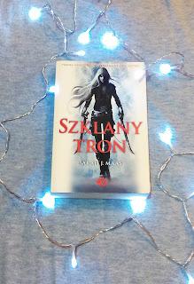 Szklany Tron - Sarah J.Maas + jak wyczyścić książkę?