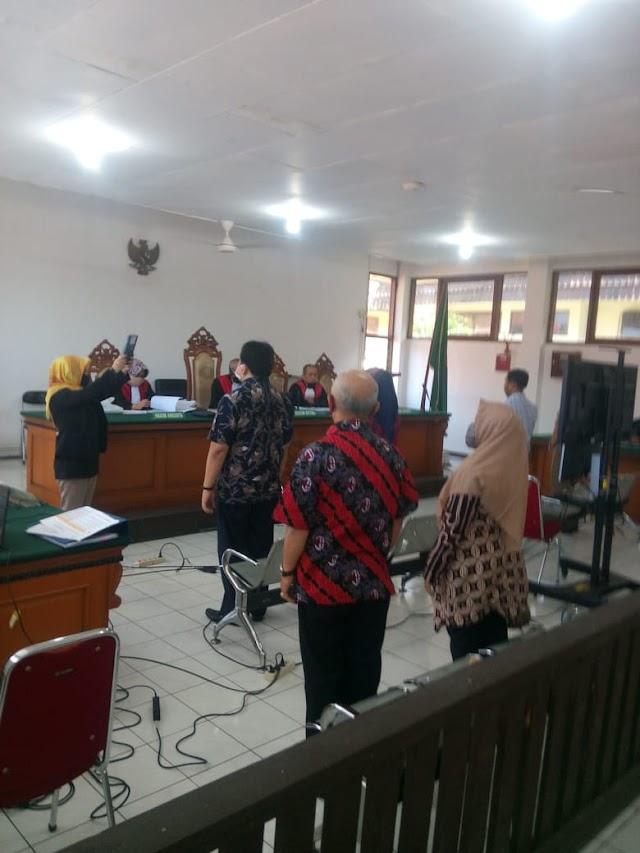 Sidang Lanjutan Korupsi Pengadaan Lahan RTH Kota Bandung, JPU KPK Hadirkan 6 Orang Saksi