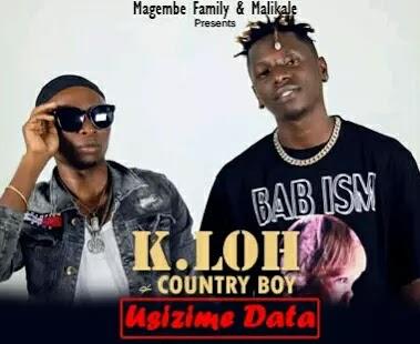 Download Audio   K Loh ft Country Boy - Usizime Data