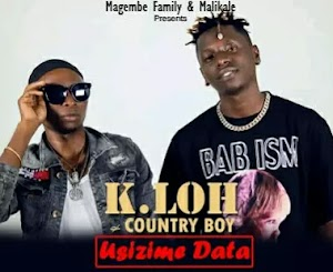 Download Audio | K Loh ft Country Boy - Usizime Data