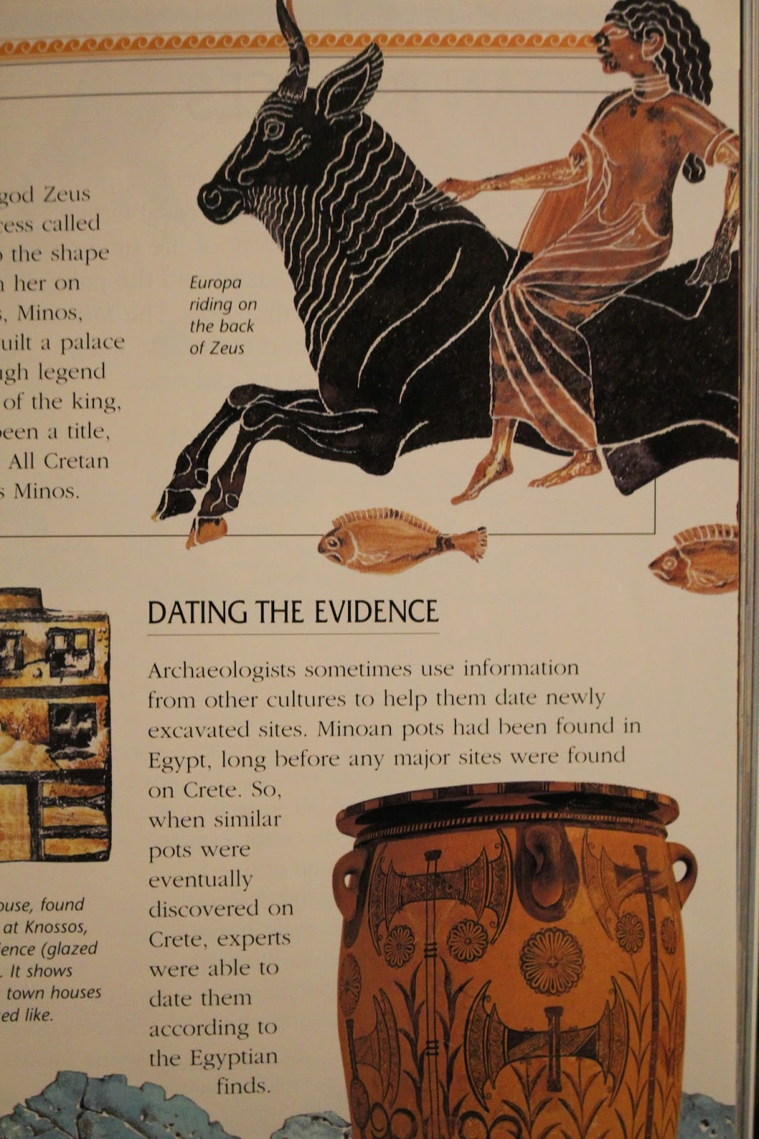 Spark And All The Minoan Civilization