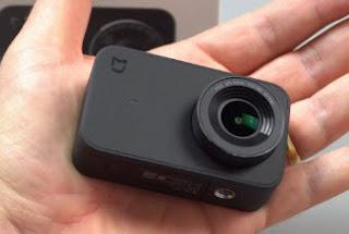Review Kamera Action Xiaomi Mijia 4K