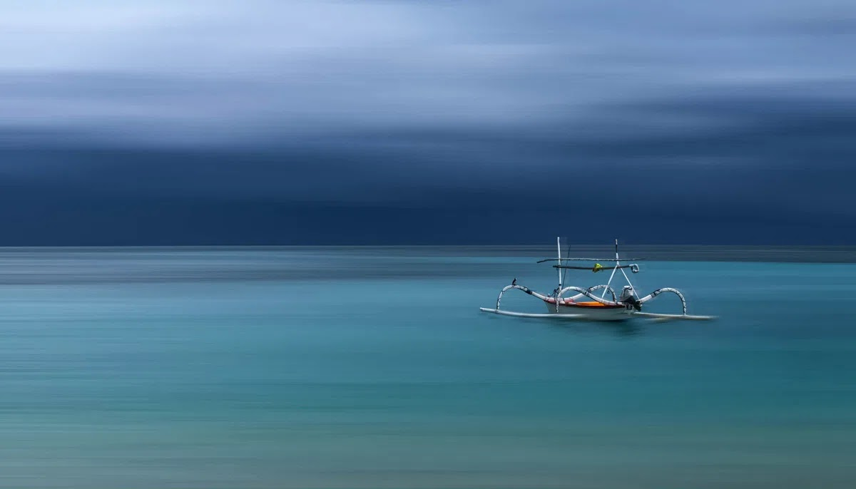 Drama at the sea - Fine Art Photography
