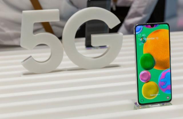 Daftar Smartphone 5G yang Rilis Tahun 2020