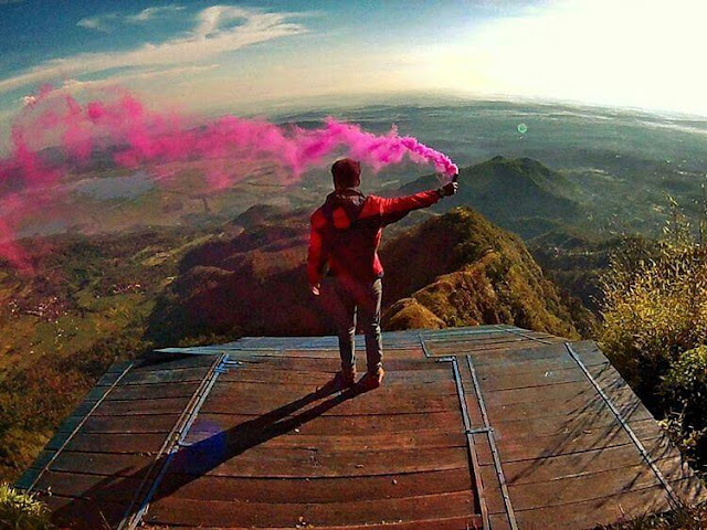 Info Lengkap Gunung Telomoyo, Gunung Dengan Landasan Paralayang Tertinggi di Indonesia