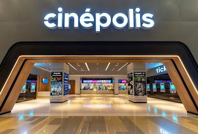 Cinepolis Indonesia yang terletak di Pejaten Village Mall Lantai 3