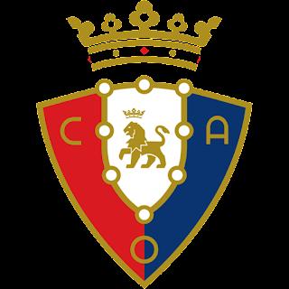 Club Atlético Osasuna logo 512x512 px