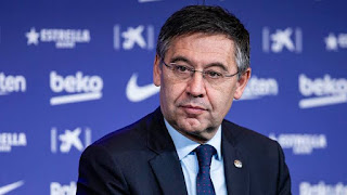 Bartomeu ready to leave if it means Messi stays