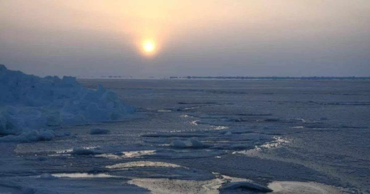 New Study Shows That The Arctic Could Lose All Sea Ice By 2035 Confirming Previous Predictions