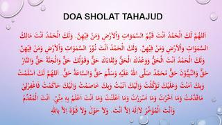 Doa Sholat Tahajud Bahasa Beserta Artinya Doa Sholat Tahajud Bahasa Beserta Artinya