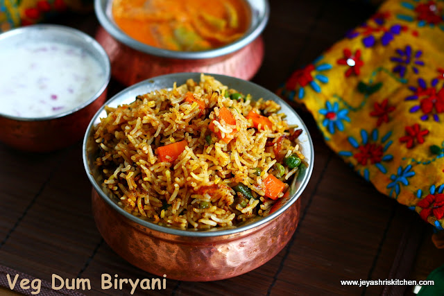 Hyderabadi dum biryani