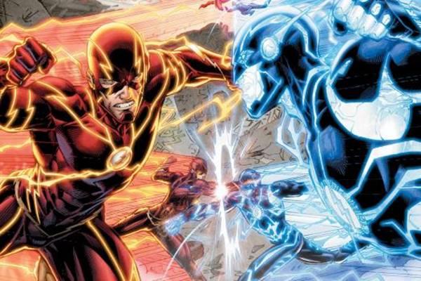 siapa future flash adalah barry allen dari 20 tahun masa depan