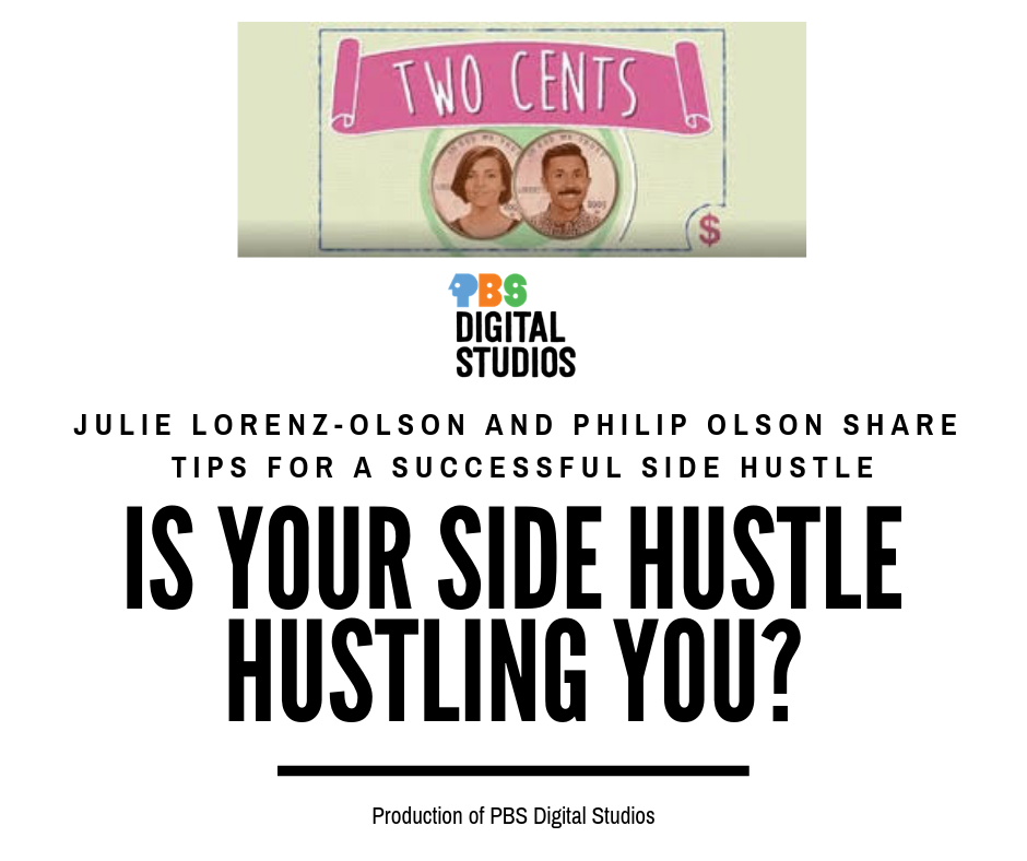 [Video] Is Your Side Hustle Hustling You?
