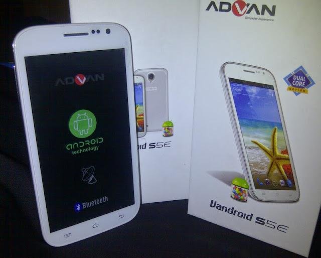 Advan S5E Firmware All Version | Technews, Software and ...