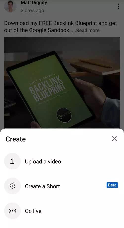 الفرق بين يوتيوب شورتس وتيك توك