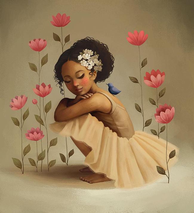 Ilustrações de Diana Pedott
