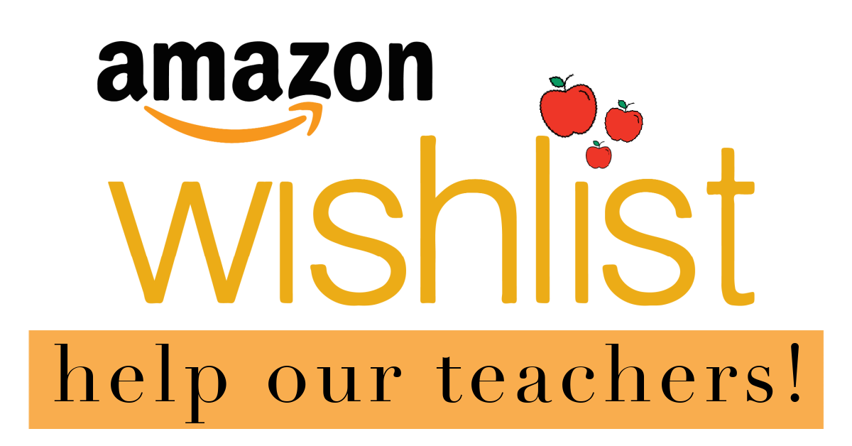 Help Teachers with their Amazon Wishlist!