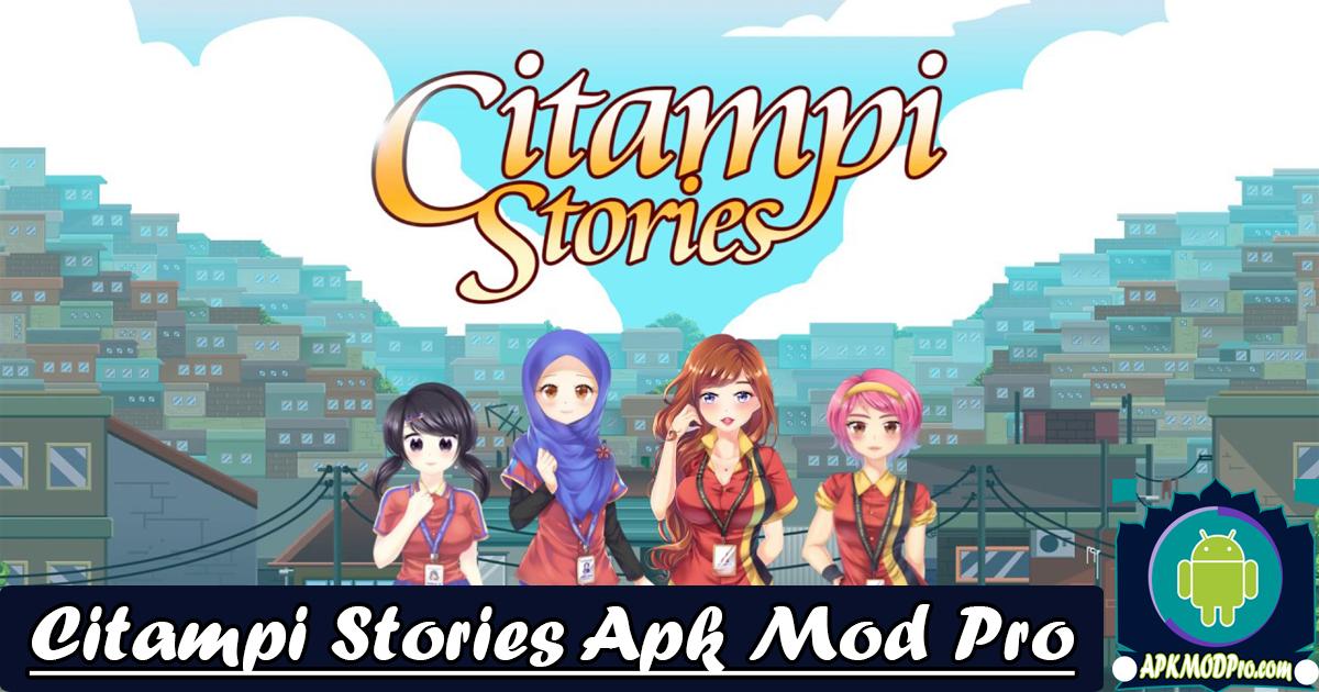 Download Citampi Stories MOD + APK + DATA v1.67.3r Terbaru 2020