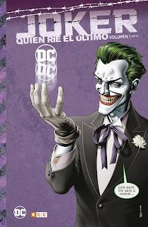 Joker. Quien ríe último