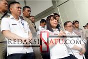[VIDEO] Gaya Glady Kawatu Tenangkan Ratusan Demonstran