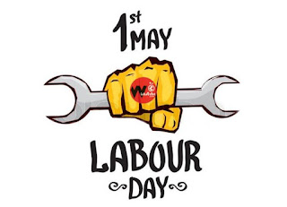 1st may labor day