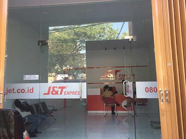 Alamat & Nomor Telepon Kantor J&T Kab Aceh Besar