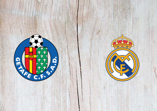 Getafe vs Real Madrid -Highlights 18 April 2021