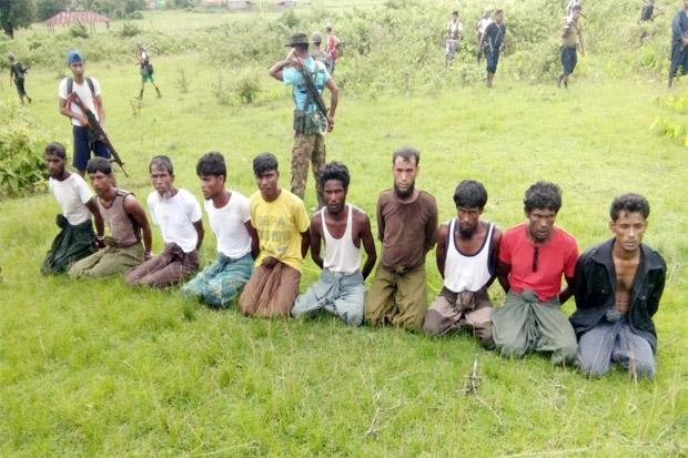 Pengakuan Tentara Myanmar Soal Pembantaian Rohingya: Bunuh Mereka Semua