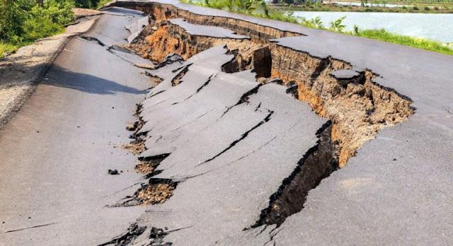 Innalillahi, Gempa Besar Hantam Pulau Jawa, BMKG Ingatkan Warga Jabar, Jateng Dan DIY Waspada Tsunami!