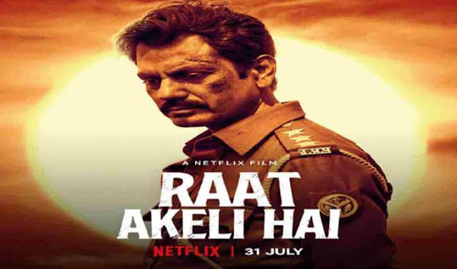 RAAT AKELI HAI FULL REVIEW