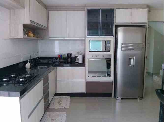 Dapur modern tema minimalis