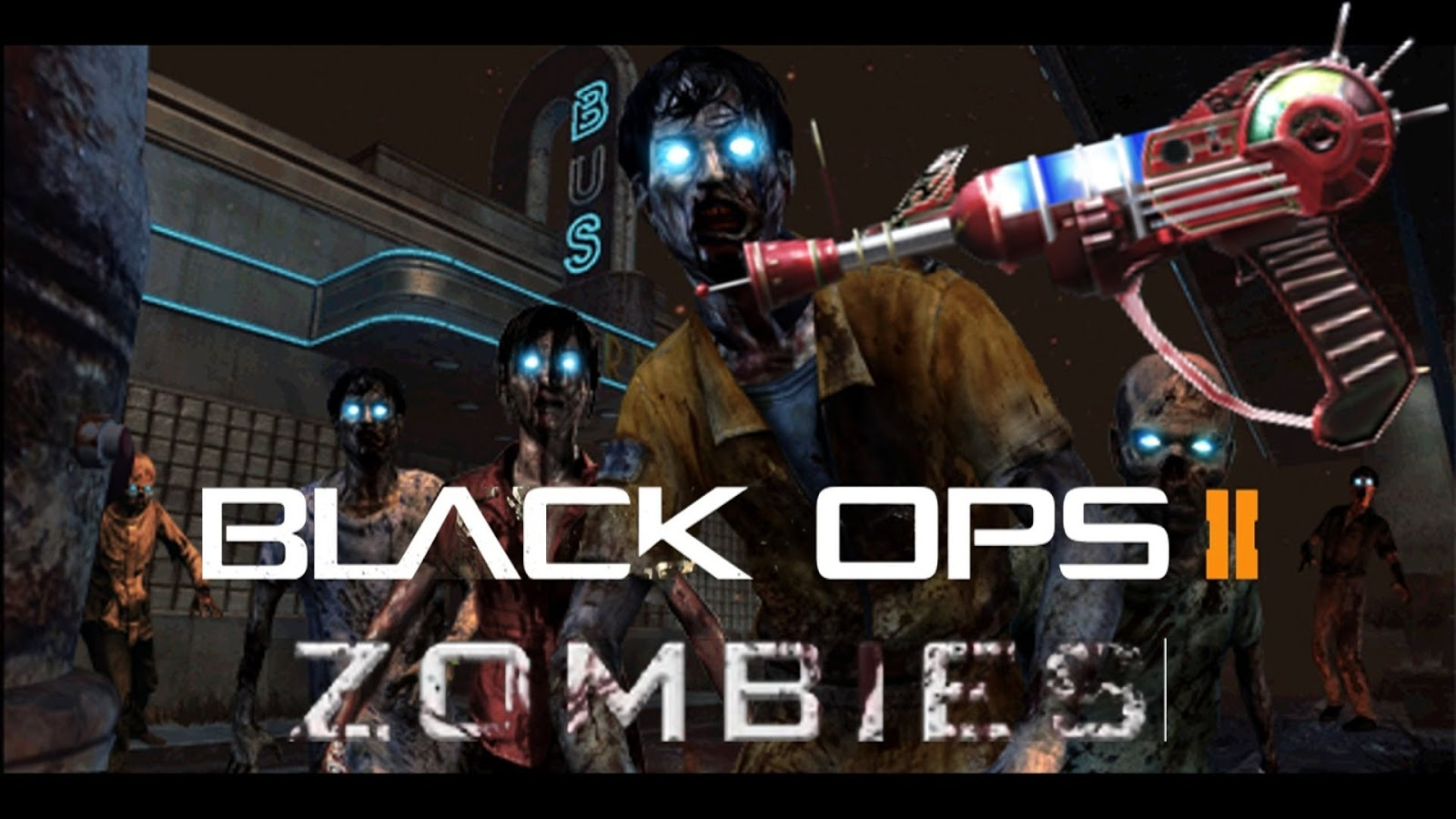 PS3] In Game Mod Call of Duty Black Ops II Zombies