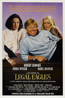 Peligrosamente juntos(Legal Eagles)