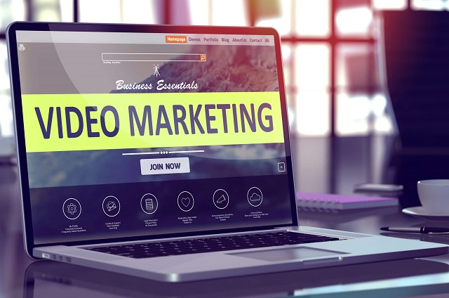 why businesses use video marketing online