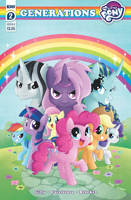 My Little Pony: Generations Cover B