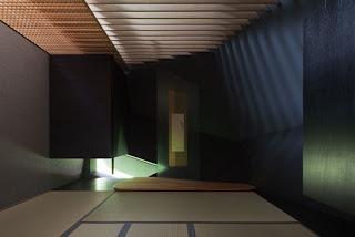 Casa minimalista en Japón