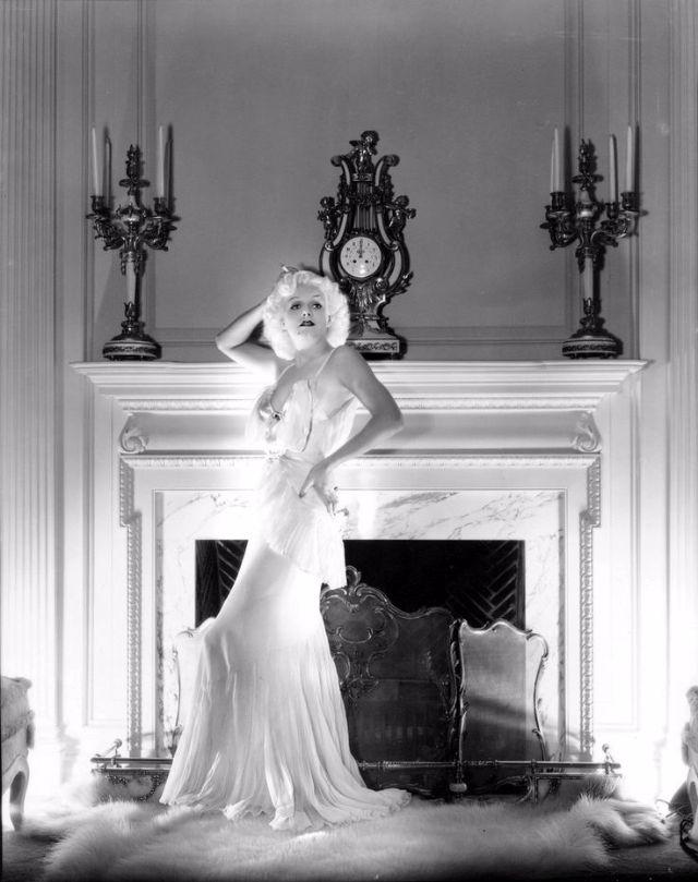 In Wedding Dresses 83 Cool Jean Harlow