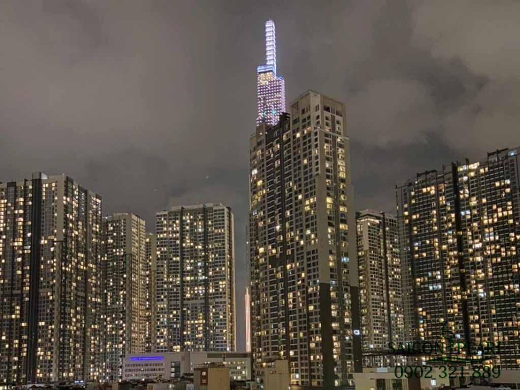 bán căn hộ Saigon Pearl 2 phòng ngủ tòa Sapphire 1 giá rẻ - hình 6