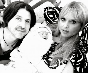 Rachel Zoe said his son's name, and published his first online photo