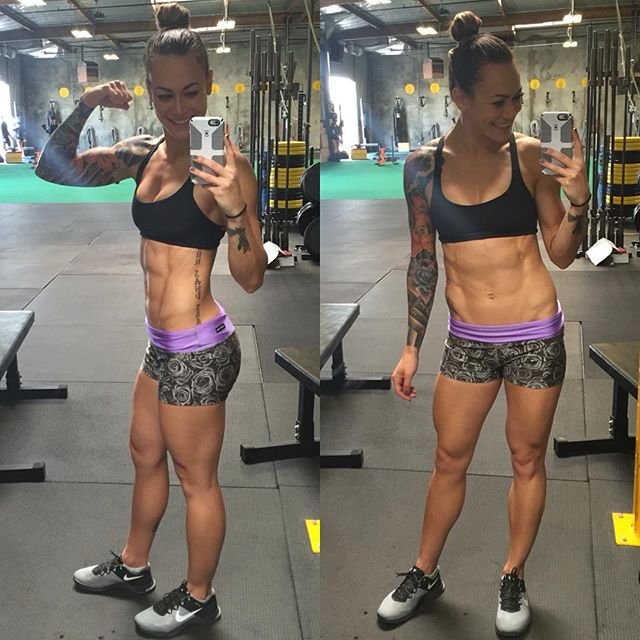 Fitness Nikki Leonard
