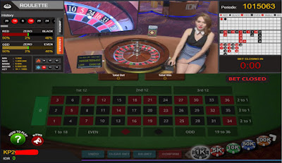 GAME ROULETTE - IDN KAPAL4D