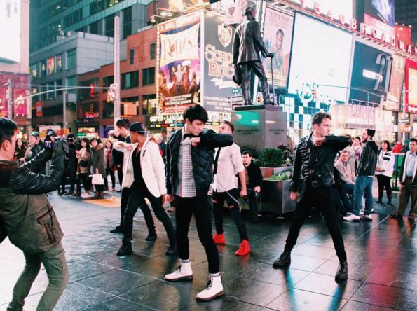 10 tény a nem koreai K-Pop bandáról, az EXP-ről