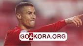 رونالدو يسجل مرة أخرى في هزيمة البرتغال