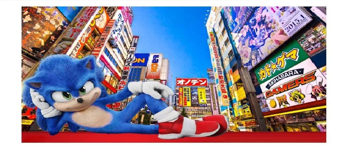 Promoção rádio Mix e Sonic viagem Tóquio
